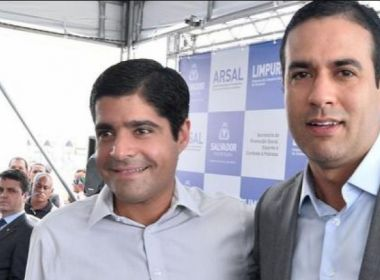 Bruno Reis pode migrar do PMDB para o DEM de ACM Neto, diz coluna