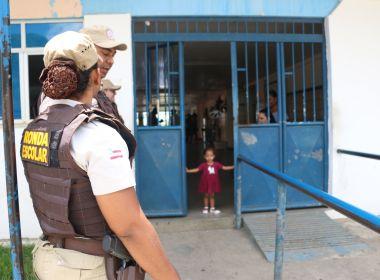 Ronda Escolar inicia Operação Matrícula em Paz em escolas de Salvador e RMS