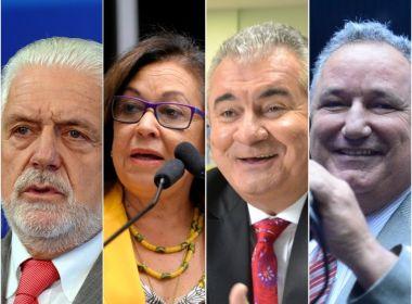 Bonachão ou articulador silencioso: disputa pelo Senado exibe perfis distintos de políticos
