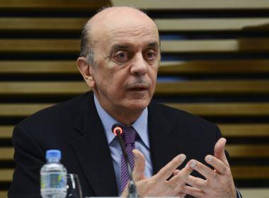 Serra afirma que não vai disputar eleição deste ano
