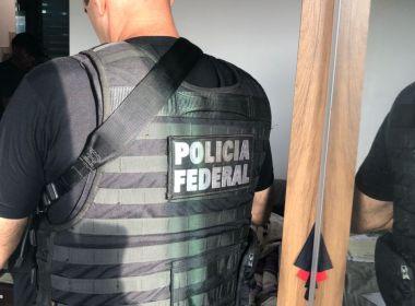PF cumpre mandado de busca em Salvador na casa de suspeito de fraudar redação do Enem