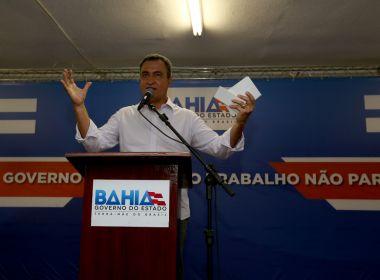 Rui Costa assina consórcios de saúde e autoriza ampliação de escolas em Itabuna