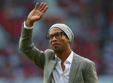 PSL quer filiar Ronaldinho Gaúcho para disputar vaga ao Senado