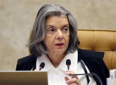 Cármen Lúcia suspende posse de Cristiane Brasil como ministra do Trabalho
