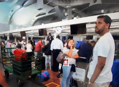 Aeroporto de Salvador está sem energia elétrica desde 1h; há voos atrasados