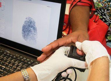 Biometria: Títulos cancelados poderão ser regularizados até 9 de maio