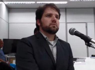 Condenado na Lava Jato, ex-deputado Luiz Argôlo é transferido para a Bahia