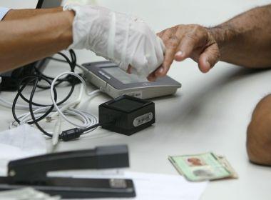 Período para recadastramento biométrico segue até dia 31, reforça TRE