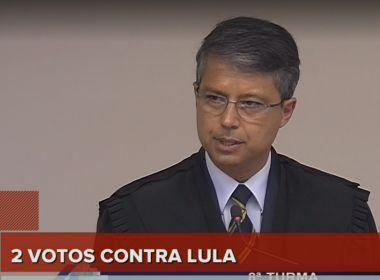 Por unanimidade, 8ª Turma do TRF-4 mantém condenação e aumenta pena de Lula