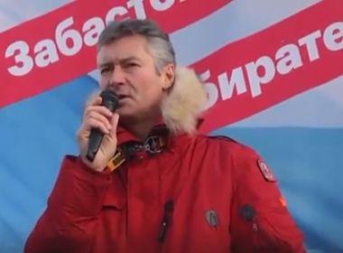 Principal opositor de Putin na Rússia é detido durante manifestação