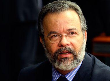 MINISTRO DIZ QUE SEGURANÇA NO BRASIL ESTÁ FALIDA