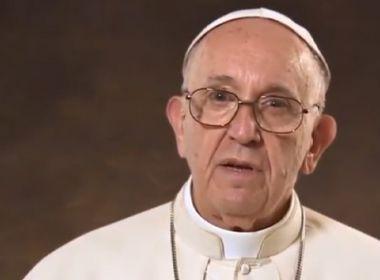 Papa convoca fiéis de outras religiões a pedir paz para países africanos