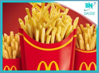 Destaque em Saúde: Batatas do McDonald's contêm produto que pode curar calvície