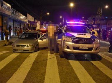 Homem é morto dentro de carro em Vitória da Conquista