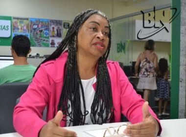 'Aquilo não é emprego', lamenta Olívia Santana sobre trabalho dos cordeiros