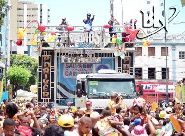 Bloco 'Vamos Nessa' inicia programação desta terça no Circuito Osmar