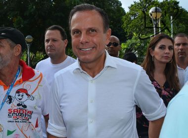 Doria diz não ser antagonista a Márcio França e defende prévias do PSDB em SP e no Brasil