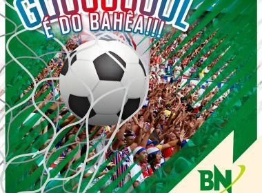 Gol do Bahia! De pênalti, Vinícius empata o clássico e gera confusão