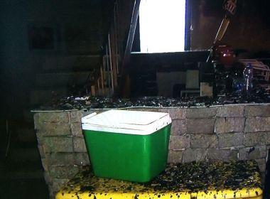 Boate Zero teve dois focos de incêndio; parte do telhado da XYZ foi atingida