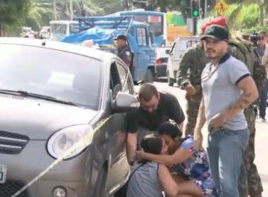 Sargento do Exército é morto a tiros durante arrastão no Rio de Janeiro