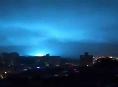 Moradores de Salvador veem forte 'clarão' no céu; relatos citam suposto meteoro