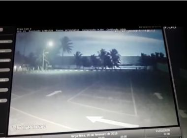 Clarão no céu visto na Bahia foi causado por meteoro, dizem astrônomos amadores