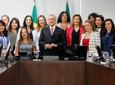 PGR quer que STF garanta para mulheres 30% dos recursos públicos de campanhas