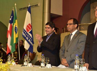 'Um caso desse é lamentável para a Bahia', diz ACM Neto sobre investigação contra Wagner