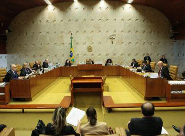 Ministros do STF contrariam decisão da própria Corte sobre prisão após 2ª instância