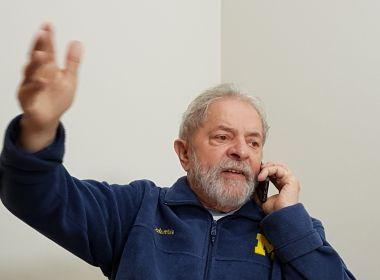 'Estão fazendo com Wagner o que estão fazendo comigo', diz Lula