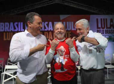 Lula confirma ida a Salvador dia 14: 'Vou conversar com o governador'