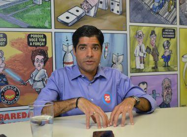 Prefeito admite avaliar pesquisas em Salvador para saber se sai candidato