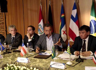 Governadores do Nordeste cobram criação do Fundo Nacional de Segurança Pública