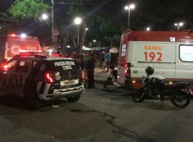 Três ataques simultâneos deixam sete mortos em Fortaleza