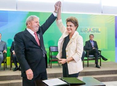 Lula e Dilma são dependentes como gêmeos