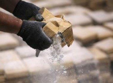 O narcotráfico invade o país