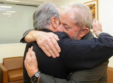 Lula e Temer se entendem diante da morte