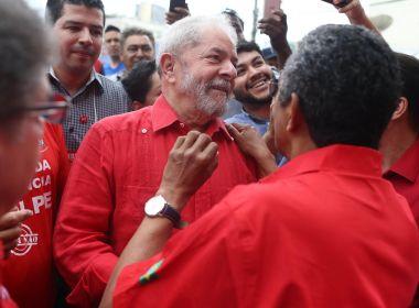 Lula se desmancha e está sem saída