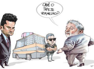 Quarta-feira aguardada entre Lula e Moro