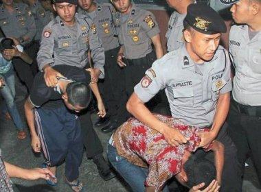 Indonésia punirá estupradores de crianças com castração química