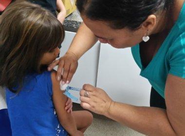 Campanha de Multivacinação começa nesta segunda-feira