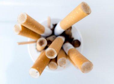 Apenas um cigarro por dia é suficiente para aumentar risco de morte prematura