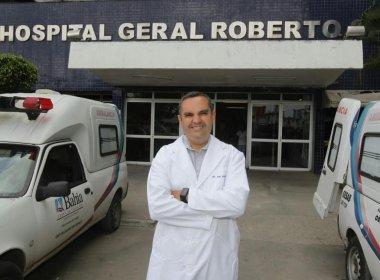 Novo diretor assume Hospital Roberto Santos