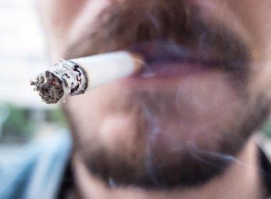 Relatório aponta que quase 25% da população da Europa é fumante
