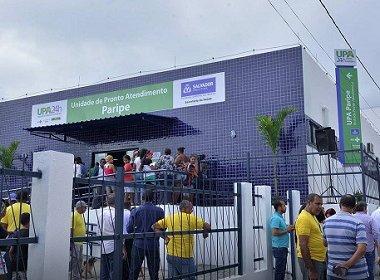 Salvador tem a segunda pior cobertura de saúde da famíla entre as capitais do país