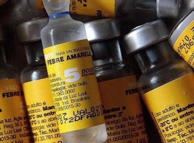 Bahia tem aumento em número de casos notificados de febre amarela