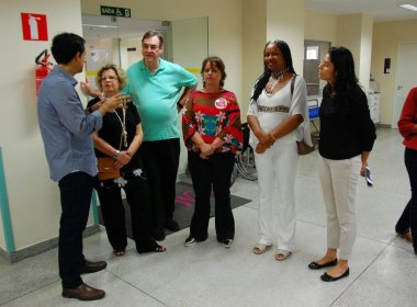 Representante da ONU elogia instalação do Hospital da Mulher
