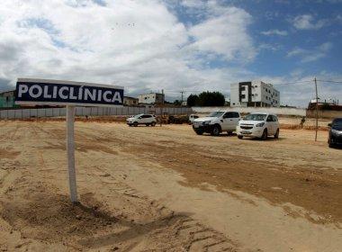 Rui Costa autoriza construção de policlínica em Alagoinhas; unidade atenderá 18 cidades