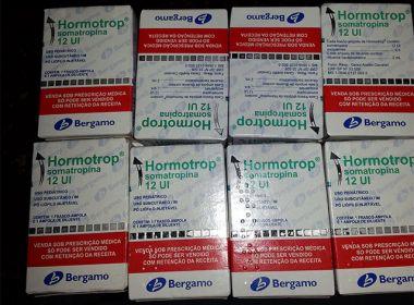 Anvisa proíbe lotes de remédio para deficiência no hormônio de crescimento