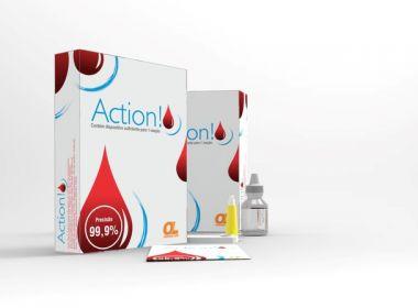 Primeiro teste de farmácia para detecção de HIV tem registro aprovado pela Anvisa